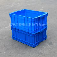 永洲衡阳特价直销500-250塑料湖南株洲加厚塑料环保塑料箱