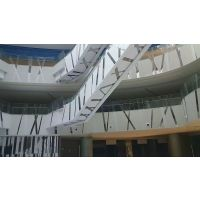2.0MM热转印木纹幕墙铝单板 外墙装饰高仿木纹铝合金单板 双曲铝板