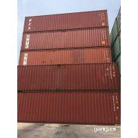 天津北京河北地区二手集装箱出租出售,冷藏集装箱加长 铝合金集装箱