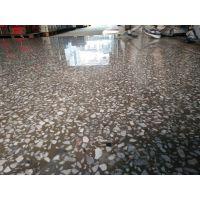 玉林兴业县水磨石镜面处理、北流水磨石固化