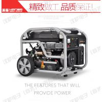 家用静音3kw汽油发电机 便携式3000瓦汽油发电机