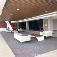 德普龙 U形铝方通 造型铝方通 弧形铝方通 高铁候车厅铝方通吊顶 全国直销 厂家供应