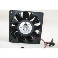 PFC1212DE 原装台达变频器风扇 DC12V 4.80A 12厘米风扇