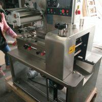 供应阿尔卑斯糖果自动包装机 散装棒棒糖包装机带打孔全自动转盘高速包装机