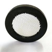 YF4分橡胶过滤网垫片304滤网80目单层滤网