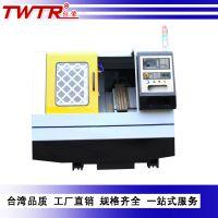 台荣36A排刀式数控车床斜连体 进口配置 台湾系统数控车床