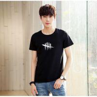 夏季的服装厂家直批价跑量服装男士T恤韩版英伦短袖