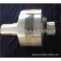 不锈钢扁线机专用的CD-18钨钢压辊 硬质合金轧辊