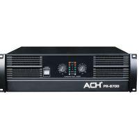 ACH/豪域 PR8700 专业舞台演出大功率 后级功放(1800W*1800)