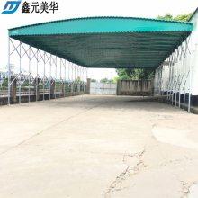 苏州户外仓库帐篷、加厚帆布遮阳蓬、园区定做折叠停车蓬、大排挡彩篷、推拉雨棚布价格