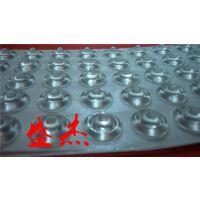生产家具门板防撞专用自粘透明硅胶防撞胶粒厂家-盛杰橡塑