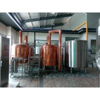 德酿生物自酿啤酒设备 100L 200L 300L 500L 1000L精酿设备 啤酒发酵生产系统