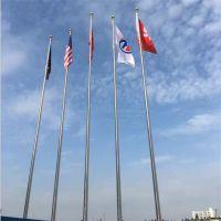 耀荣 户外不锈钢旗杆 高级中学操场国旗杆 制造欢迎采购