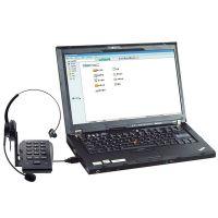 北恩U800 来电电脑弹屏/录音耳麦电话机