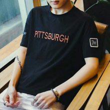 东莞厂家促销T恤定制,自家工厂T恤定做,订做工作服团体服 广告T恤