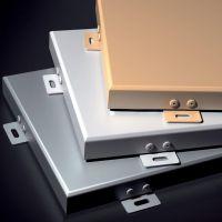 3毫米外墙氟碳铝单板 供应济南包柱铝板天花