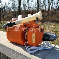 热卖畜牧雾化投药机养殖场带鸡消毒喷雾器公共场所加湿除尘机