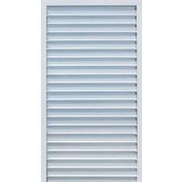 广东德普龙单层铝百叶窗定制厂家报价