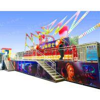 排排座 热销好好玩的公园新型游乐设备摇滚排排座郑州宏德游乐定制