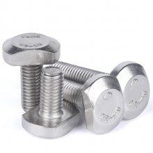 金聚进 机床压板螺丝 模具T型螺丝 T型螺杆螺栓M22*100-300长