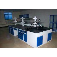理工大学校钢木实验台实验通风柜 佛山教学实验台定制厂家