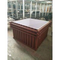 专业定制实木花箱FX-055