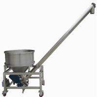 铁岭小型u型螺旋提升机 兴亚油菜籽提料机价格