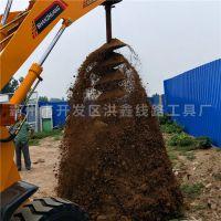 电杆挖坑机 电力杆钻孔打桩设备 架空线水泥杆挖坑机厂家直销