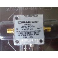 ZX60-1215LN+ MINI放大器/深圳现货 ZX60-1614LN+