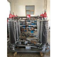 超高压隔离开关66KV-GW4水平式