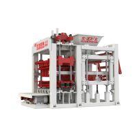 厂家直销全自动免烧制砖机 空心打砖机 砌块成型机 水泥砖机设备