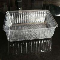 沈阳 厂家定制 一次性塑料包装盒 水果塑料托盒 PET透明保鲜盒