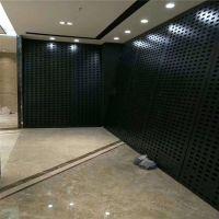 黑色展示架安装 瓷砖冲孔板货架 供应新疆现货展示架展板
