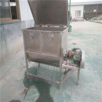 河南养殖场牛羊草粉饲料混合搅拌机价格
