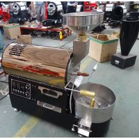 双层滚筒式烘焙机 小型全自动咖啡烘焙机 南阳东亿6公斤咖啡烘焙机15688198688