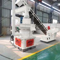 出售新型木材设备 木屑颗粒机 全套生产设备 秸秆锯末颗粒机