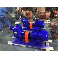 ZX25-3.2-32 流量:3.2M3/H,扬程:32M 自吸泵哪家有现货 山西晋城众度泵业