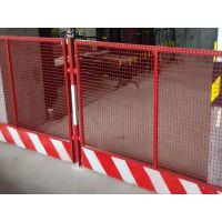 基坑防护栏、基坑隧道建设施工亚博国际pt、临边安全围栏、优质钢材焊接、润昂定制生产