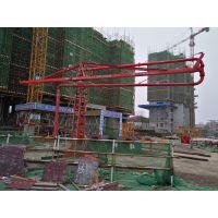 河北新乐天旺15米工作半径液压式布料机旋转灵活