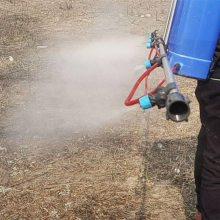 厂家热销背负式支架喷雾器 双电机双泵高压喷雾器 8喷头玉米杀虫打药机