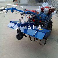 瑞鑫供应8-25马力农用拖拉机厂家 水冷式手扶犁地机 手扶式柴油开沟机