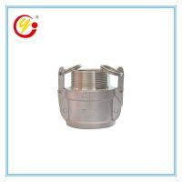 精密铸造不锈钢304材质快速接头 厂家直销螺纹连接A型波纹管快接