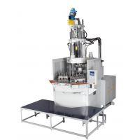立式注塑机多少钱?法国头火牛头用什么机器注塑成型。