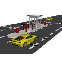 平顶山道闸停车场收费管理系统安装停车设备科迅智能