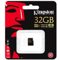 金士顿 Class3 土豪金高速存储卡(Kingston)16GB 90MB/s TF(Micro