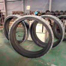 润宏供应KXT-III(JGD)排水管道法兰橡胶软接头规格齐全货源充足