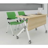 麦德嘉MDJ-ZGZ01主管办公桌 一桌两用培训桌 多功能台可折叠桌子