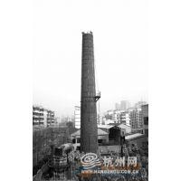 宁国烟囱校正拆除专业技术