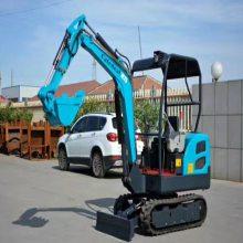 九州果园专用小型挖掘机 买的放心的微型挖掘机 小挖机的价格