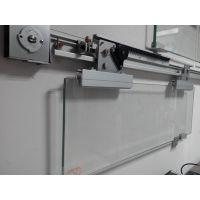 冷雨带阻尼平移趟门机 家用阳台移门缓冲器导轨 平移门自动复合器关门器